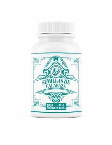 Semillas de Calabaza 1000 mg 100 Perlas