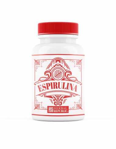 Espirulina 200 comprimidos
