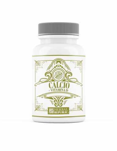 Calcio + vitamina D 90 caps