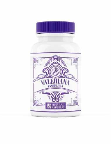 Valeriana + Passiflora 60 cápsulas...