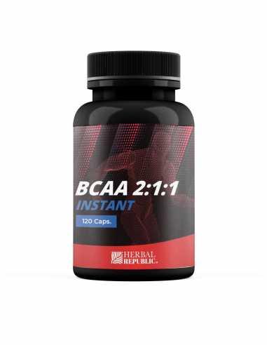 BCAA'S 2:1:1 120 caps (RECUPERADOR...