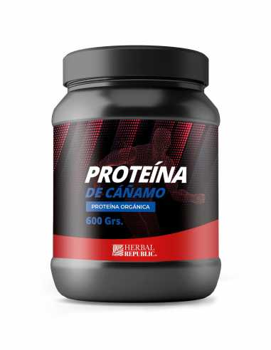Proteína Cáñamo 600 g