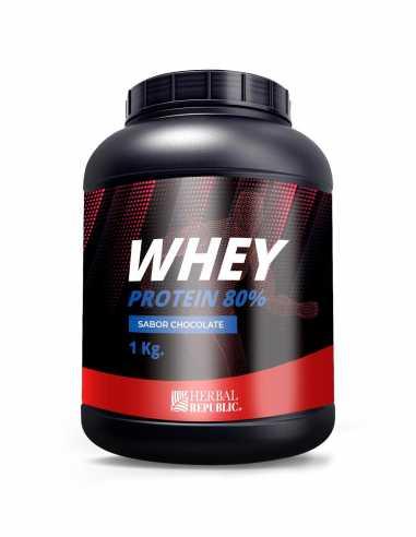 Whey Protein 80% 1kg chocolate