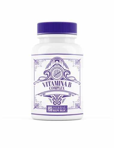 Vitamina B Complex 60 caps (descanso)...