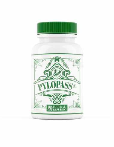 Pylopass  60 cápsulas