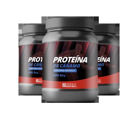 Proteína de cáñamo para entrenamiento